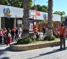 Día para Jóvenes Cofrades en el Parque de Atracciones 2017