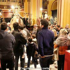 Así fue la visita guiada a la exposición Sanguis Christi Inebria Nos de la Sangre de Cristo