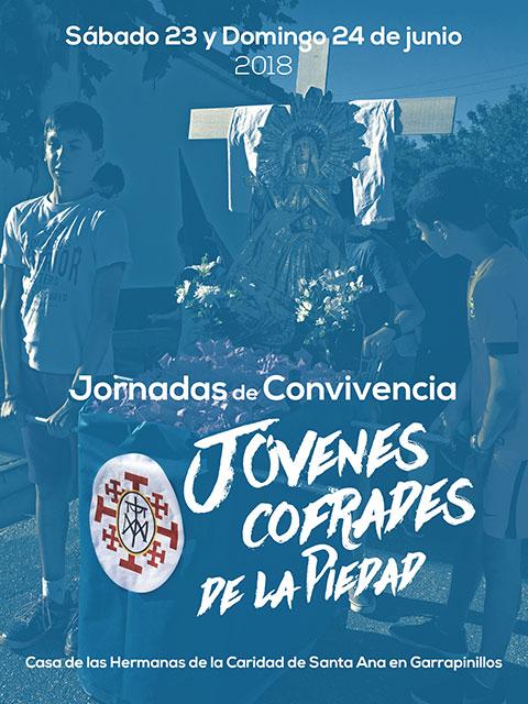 convivencia para jóvenes cofrades de la Cofradía de Nuestra Señora de la Piedad y del Santo Sepulcro