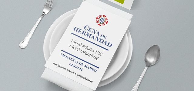Cena de Hermandad 2020