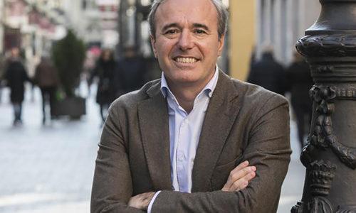 Mensaje de apoyo del alcalde de Zaragoza