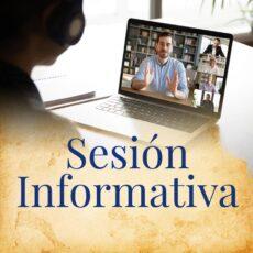 Sesión Informativa en directo