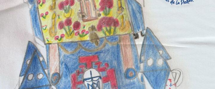 Concurso de pintura para jóvenes cofrades