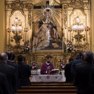 La Misa Titular volvió a San Cayetano