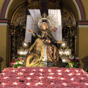 Traslado de la Imagen Titular a San Felipe