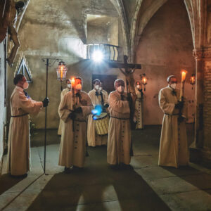 Vía Crucis de Cuaresma