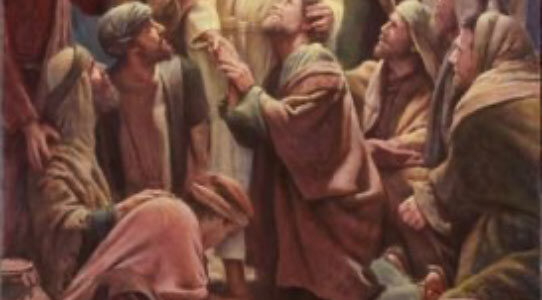 PENTECOSTÉS: El Espíritu