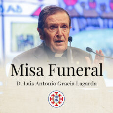 Misa Funeral por Luis Antonio Gracia